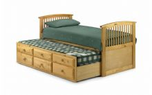 Hornblower Bed Antique Pine